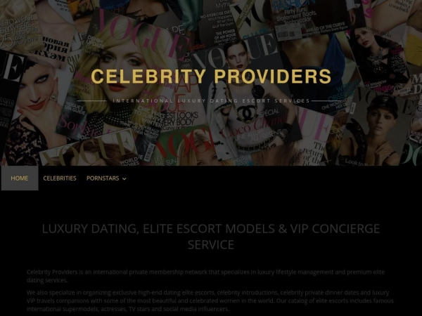 celebrityproviders.com